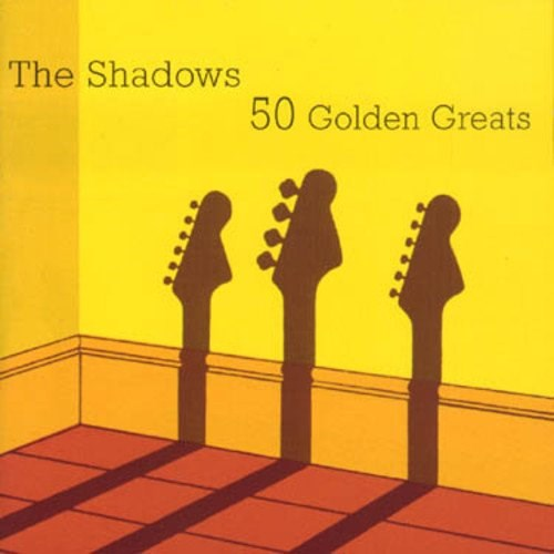 THE SHADOWS - 50 Golden Greats (2CD)