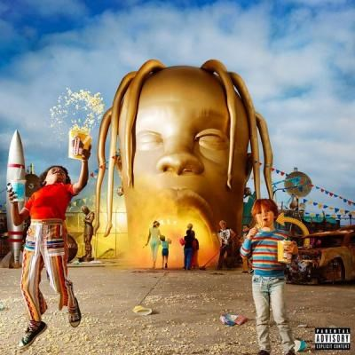 TRAVIS SCOTT - Astroworld - 2LP