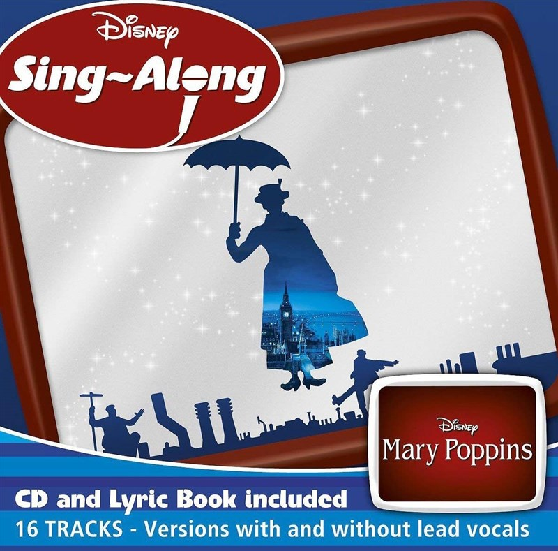 SOUNDTRACK - Disney Sing-Along: Mary Poppins
