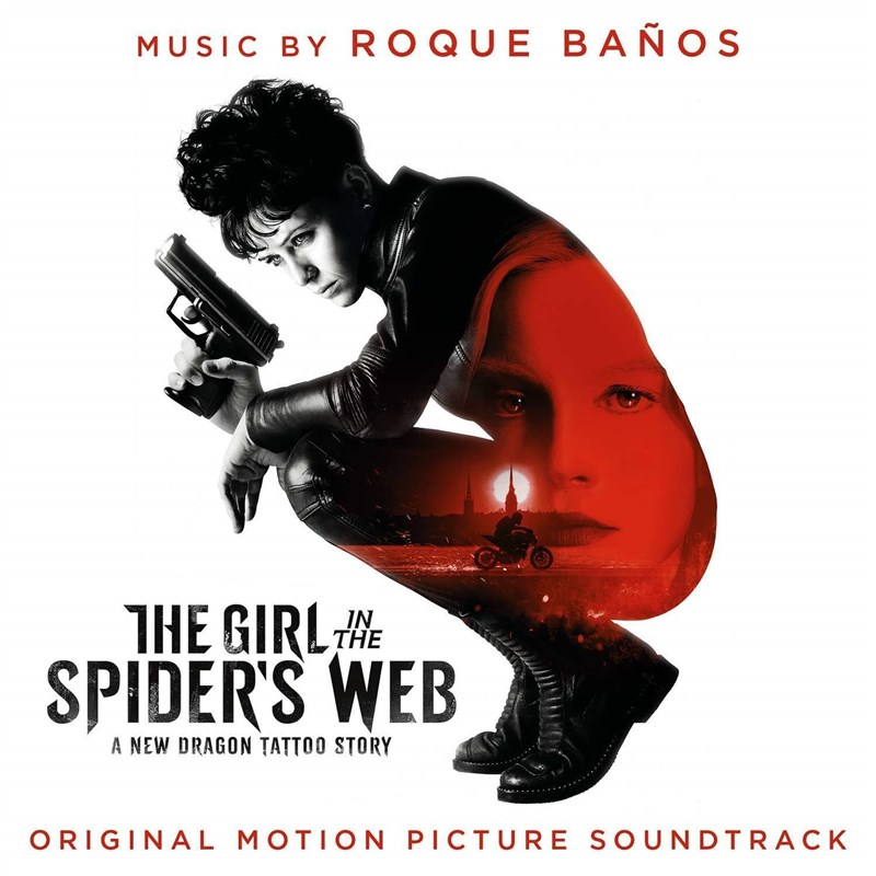 SOUNDTRACK - The Girl in the Spider's Web (Original Motion Picture Soundtrack)