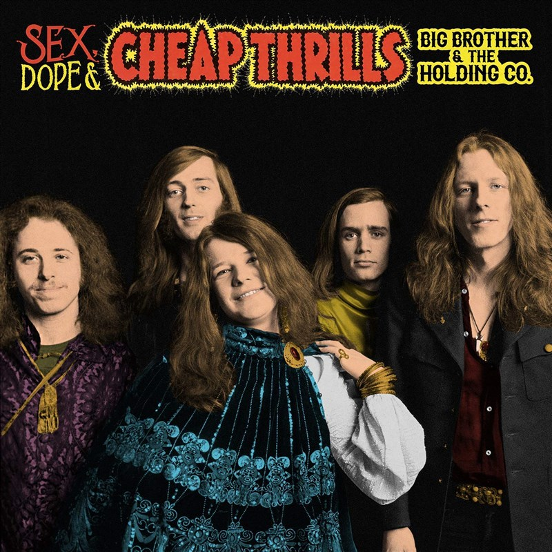 JANIS JOPLIN  - Sex, Dope & Cheap Thrills (2CD)