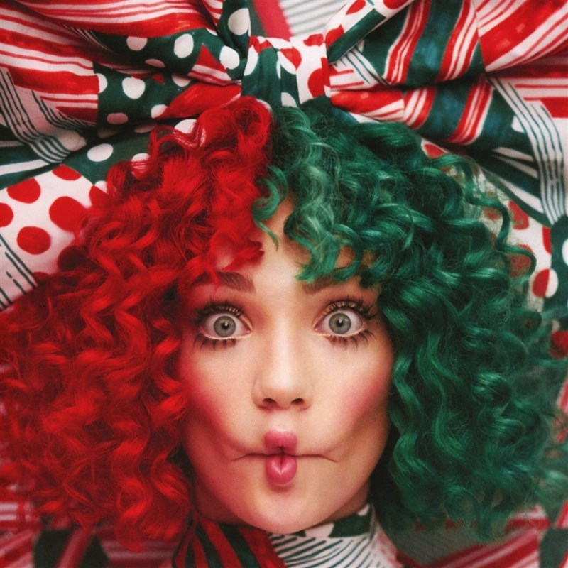 SIA - Everyday is Christmas (Deluxe Edition With 3 bonus tracks)