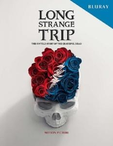 GRATEFUL DEAD - Long Strange Trip: The Untold Story Of The Grateful Dead - Blu-ray