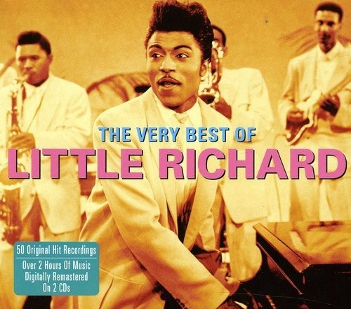LITTLE RICHARD - The Very Best of (2CD)