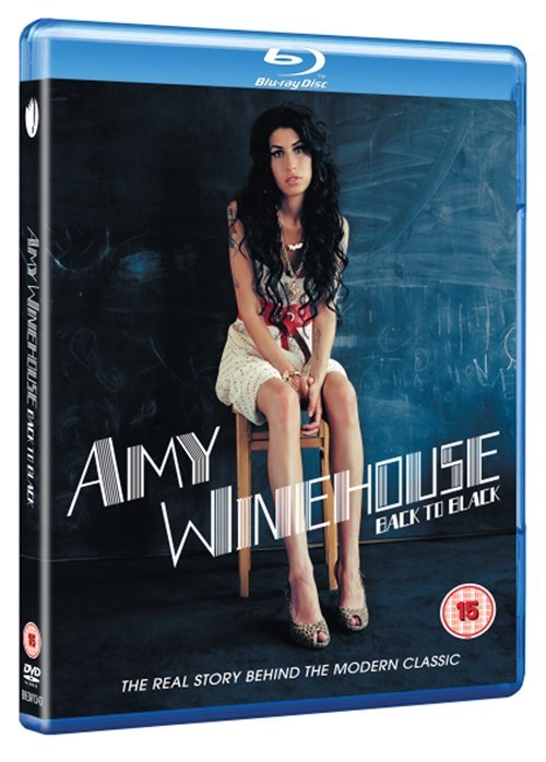 AMY WINEHOUSE - Back To Black: The Real Story Behind The Modern Classic - [Blu-ray]