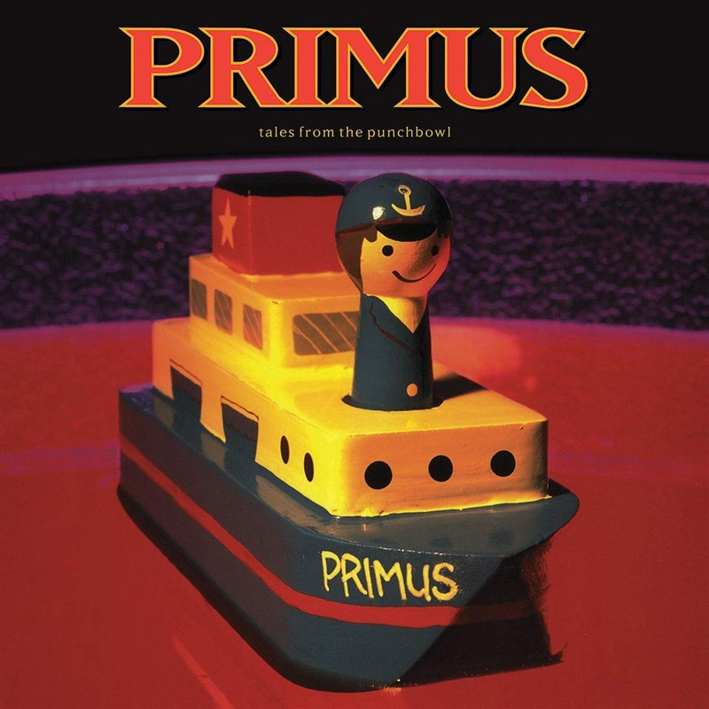 PRIMUS - Tales From The Punchbowl - 2LP