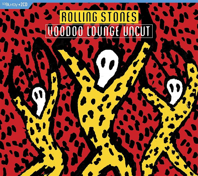 THE ROLLING STONES - Voodoo Lounge Uncut (2CD/Blu-ray)
