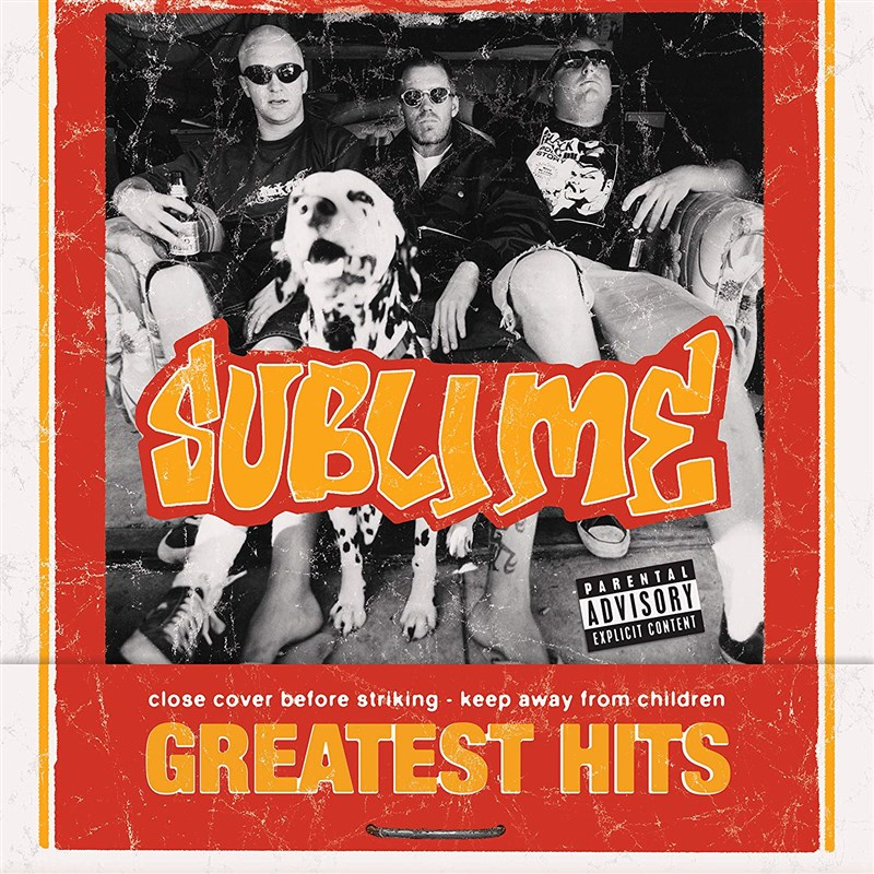 SUBLIME - Greatest Hits - LP