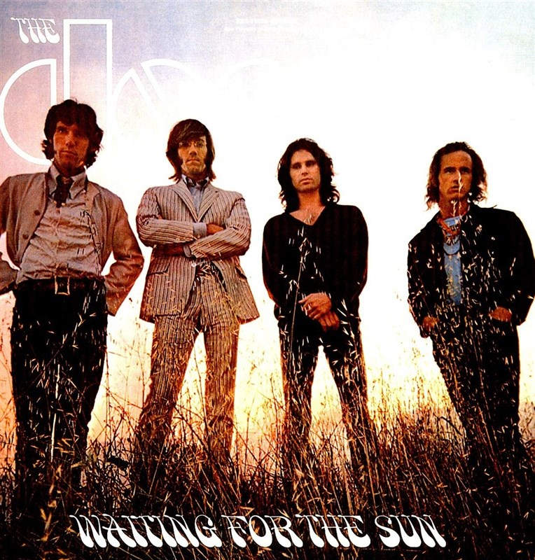 THE DOORS - Waiting For The Sun (Remastered) - LP