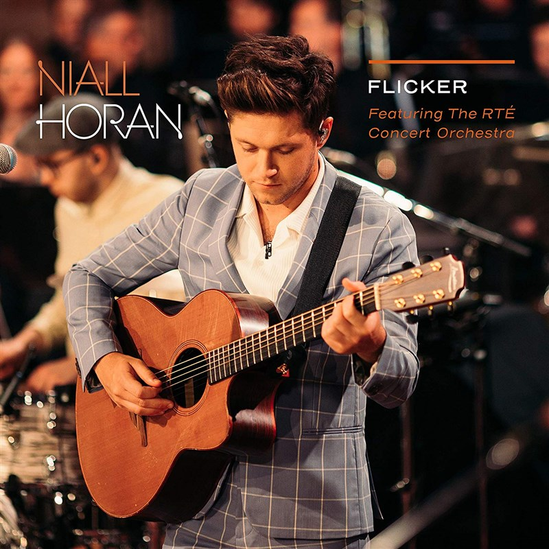 NIALL HORAN - Flicker: Featuring The RTÉ Concert Orchestra