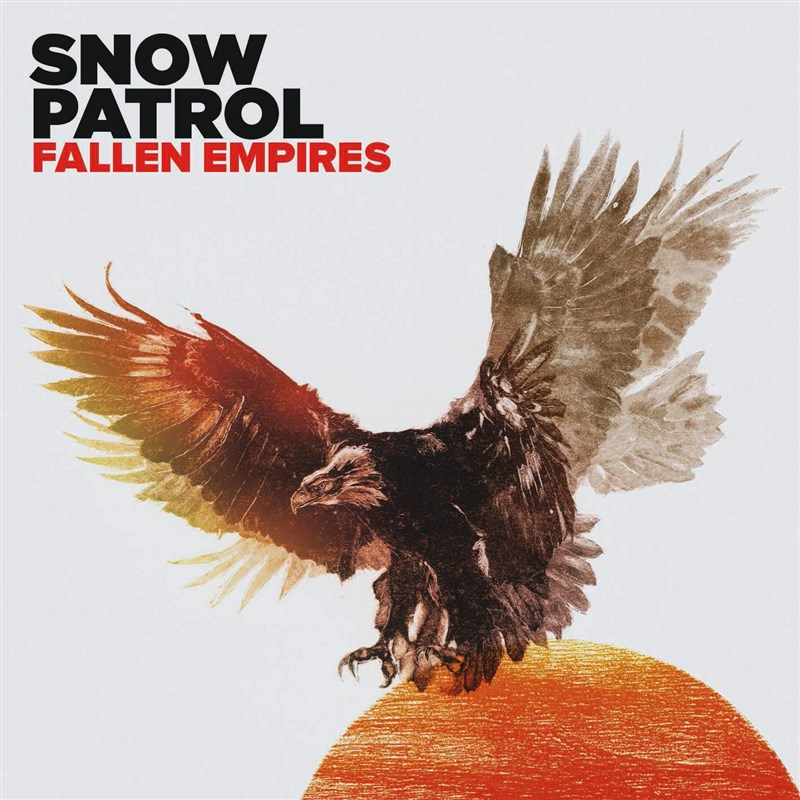 SNOW PATROL - Fallen Empires - 2LP