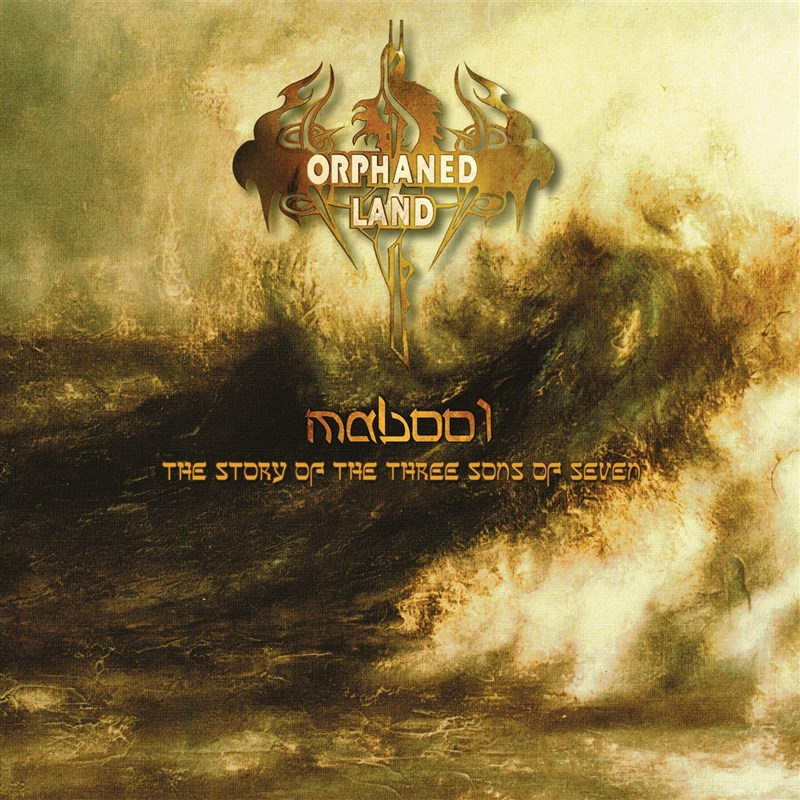 ORPHANED LAND - Mabool (Re-Issue 2019)