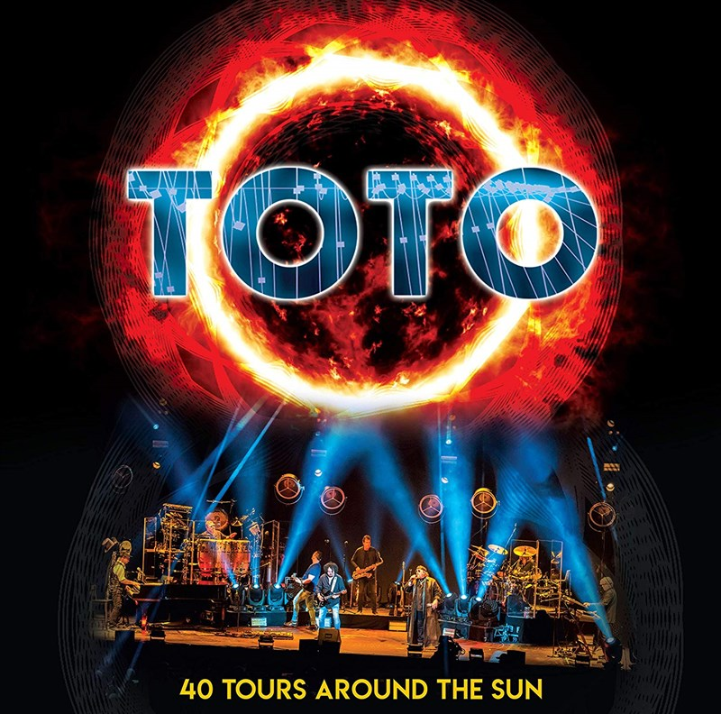 TOTO - 40 Tours Around The Sun (2CD)