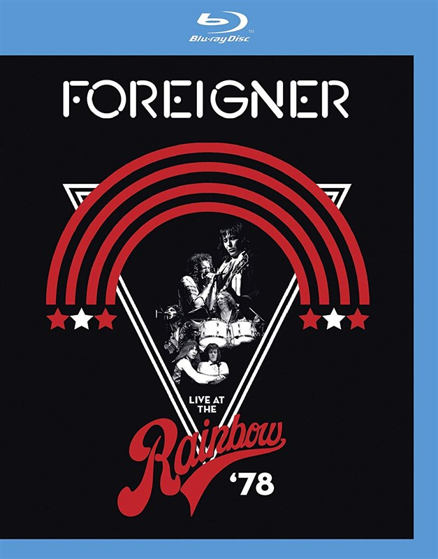 FOREIGNER - Live at the Rainbow '78 - Blu-ray