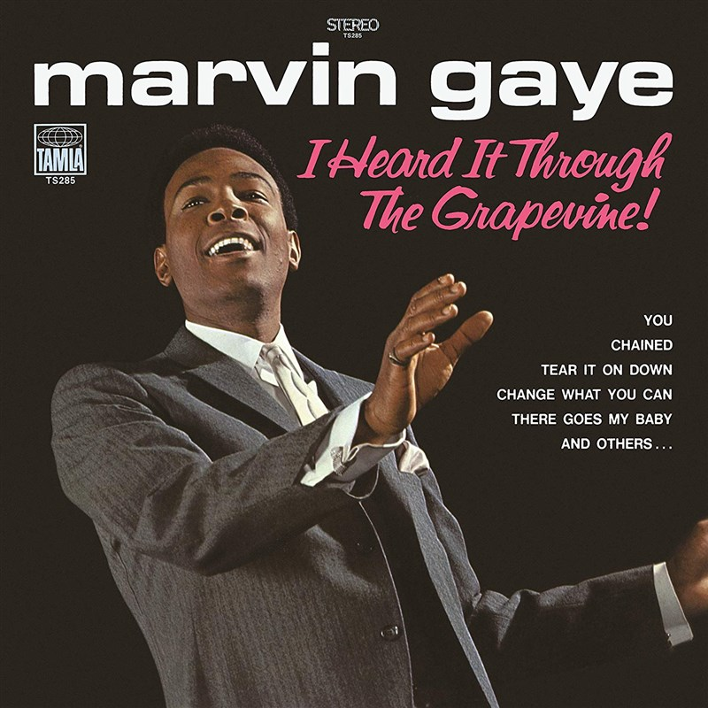 MARVIN GAYE - I Heard It Through the Grapevine - LP