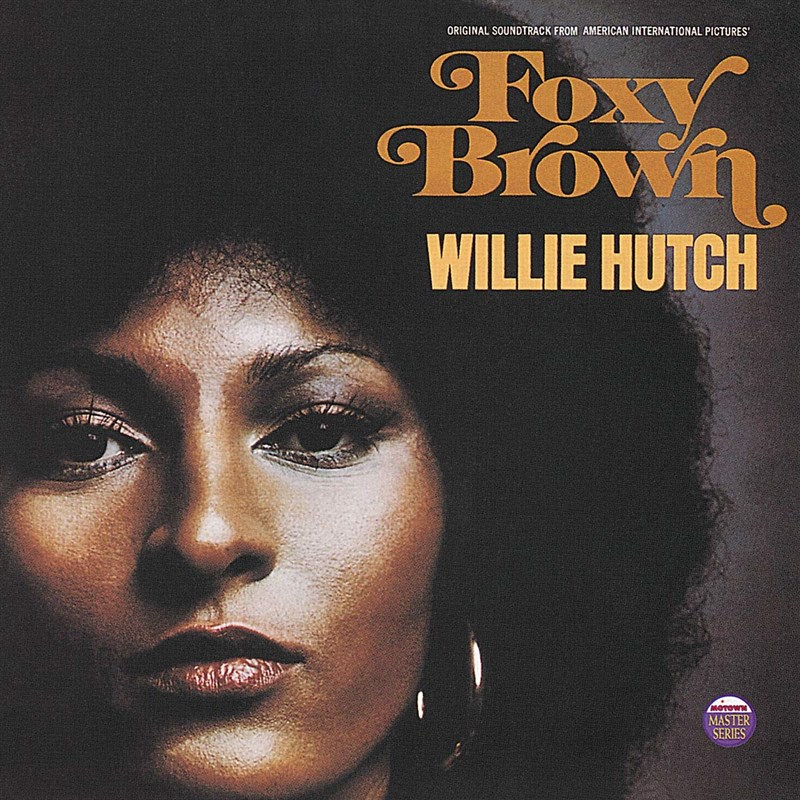 SOUNDTRACK - Foxy Brown - LP