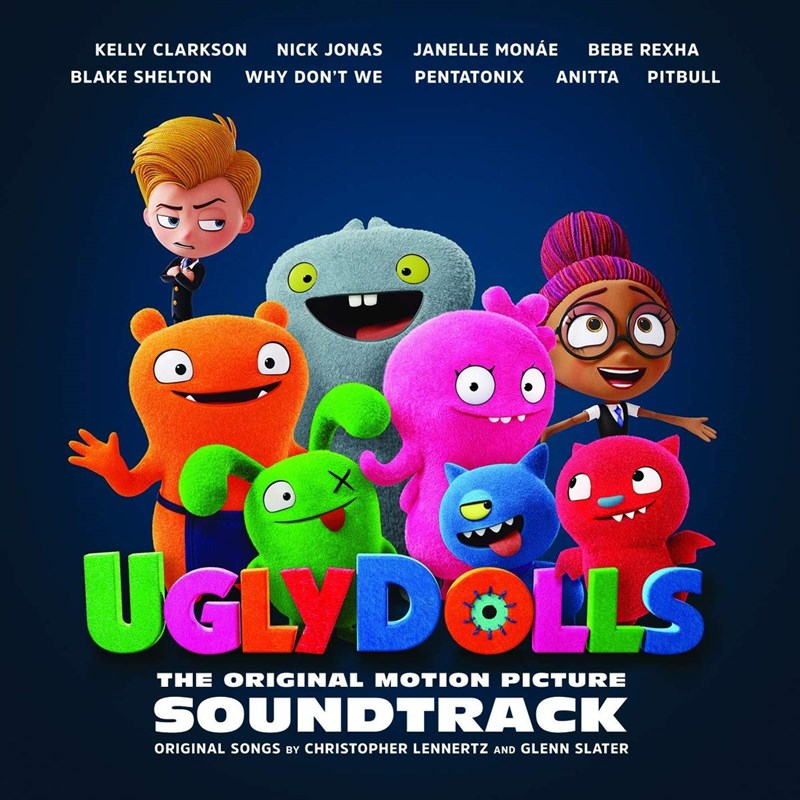 SOUNDTRACK - Ugly Dolls
