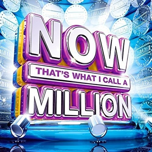 VARIOUS ARTISTS - Now That's What I Call A Million (3CD)