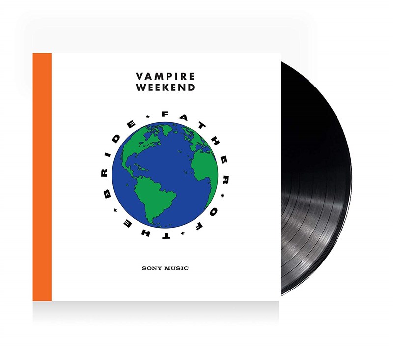 VAMPIRE WEEKEND - Father of the Bride - 2LP