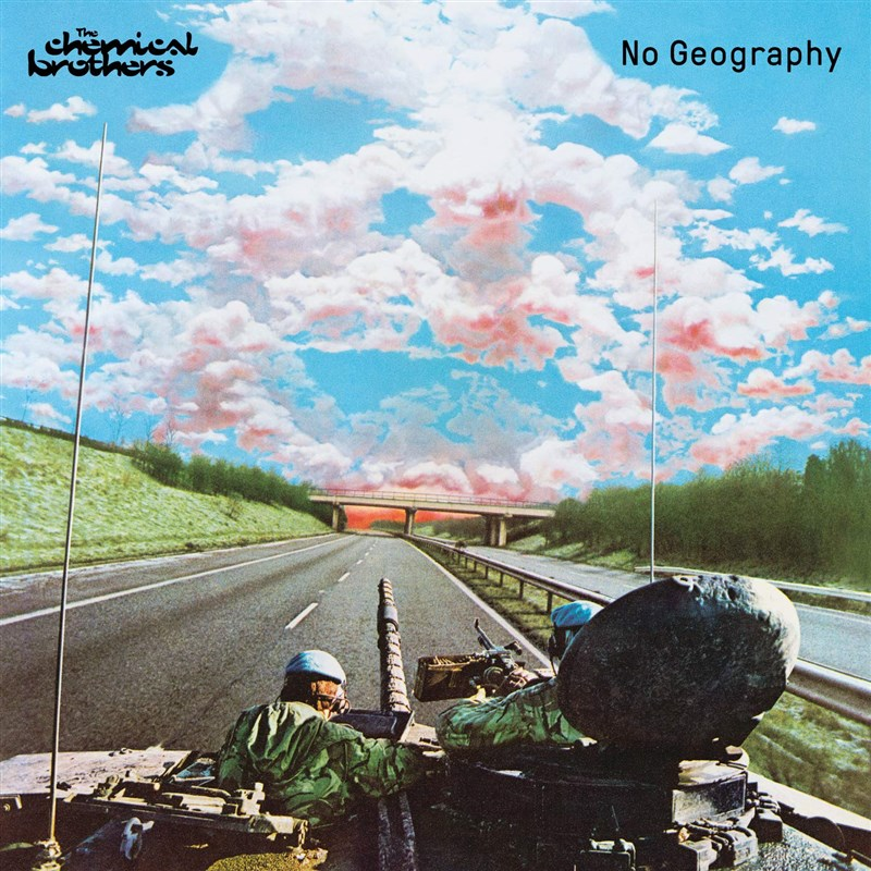 THE CHEMICAL BROTHERS - No Geography - 2LP