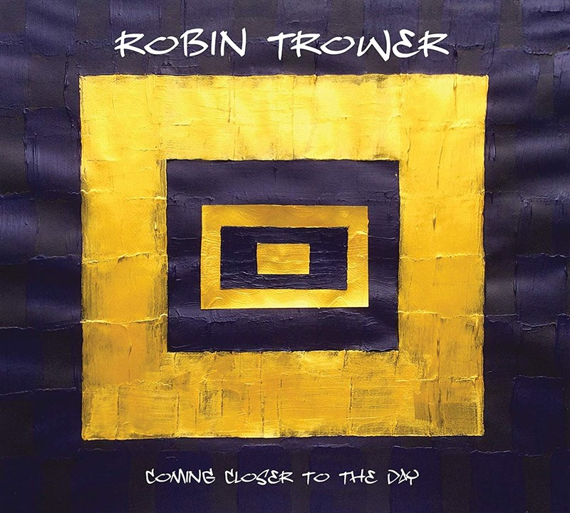 ROBIN TROWER - Coming Closer To The Day - LP+MP3