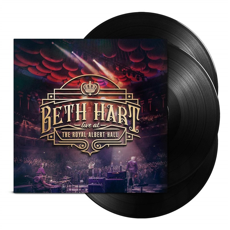 BETH HART - Live At The Royal Albert Hall  - 3LP