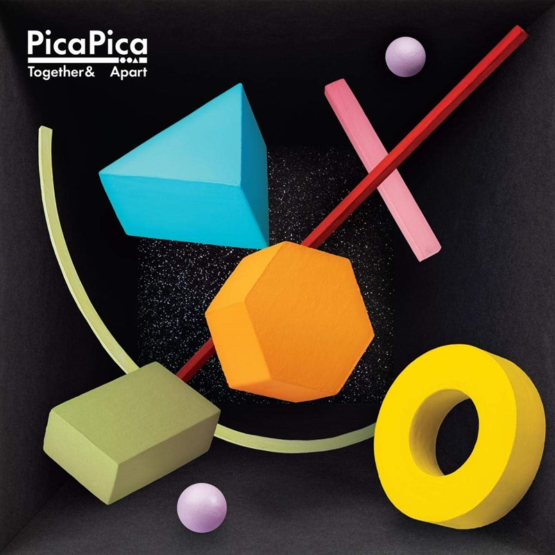 PICAPICA - Together & Apart - LP