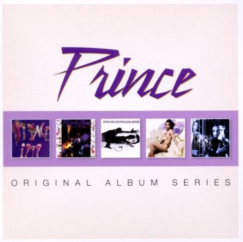 PRINCE - Original Album Series (5CD)