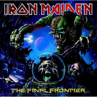 IRON MAIDEN - The Final Frontier (Remastered Digipak Edition)