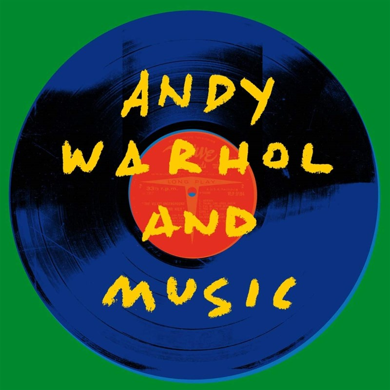 VARIOUS ARTISTS - Andy Warhol And Music (2CD)