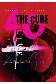 THE CURE - 40 Live - Curætion 25 - Anniversary (2DVD)