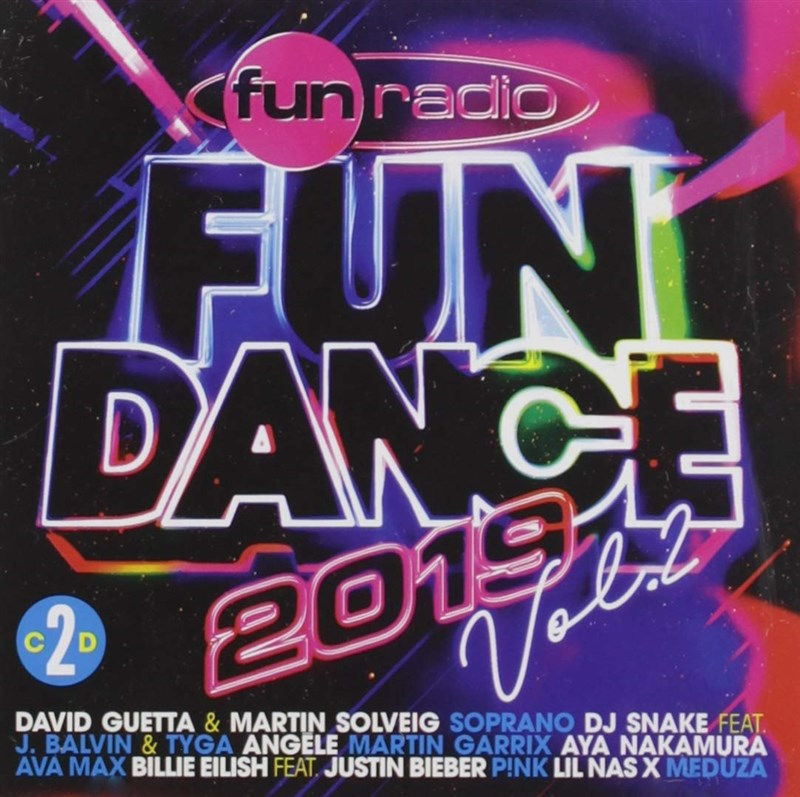 VARIOUS ARTISTS - Fun Dance 2019 Vol. 2 (2CD)