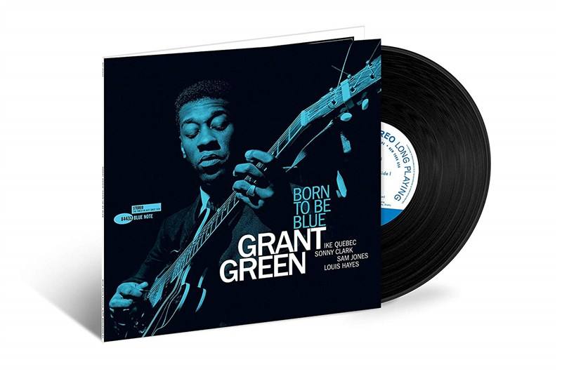 GRANT GREEN - Born To Be Blue (Blue Note Tone Poet Series) - LP