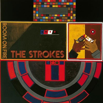 THE STROKES - Room On Fire (Red & Yellow Vinyl) - LP