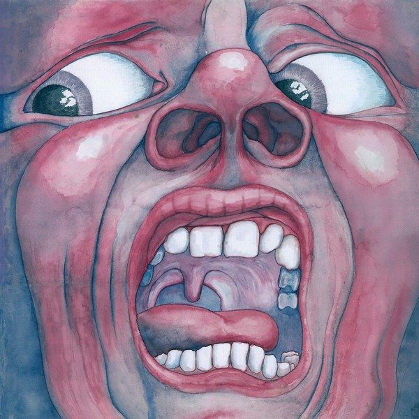 KING CRIMSON - In The Court Of The Crimson King (An Observation By King Crimson) (50th Anniversary Edition) - 3CD/BLU RAY BOX SET