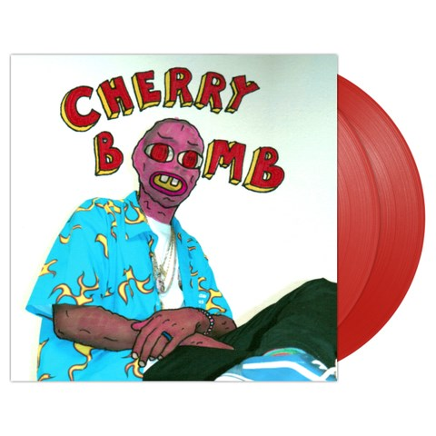 TYLER THE CREATOR - Cherry Bomb (Limited Edition Translucent Red Vinyl) - 2LP