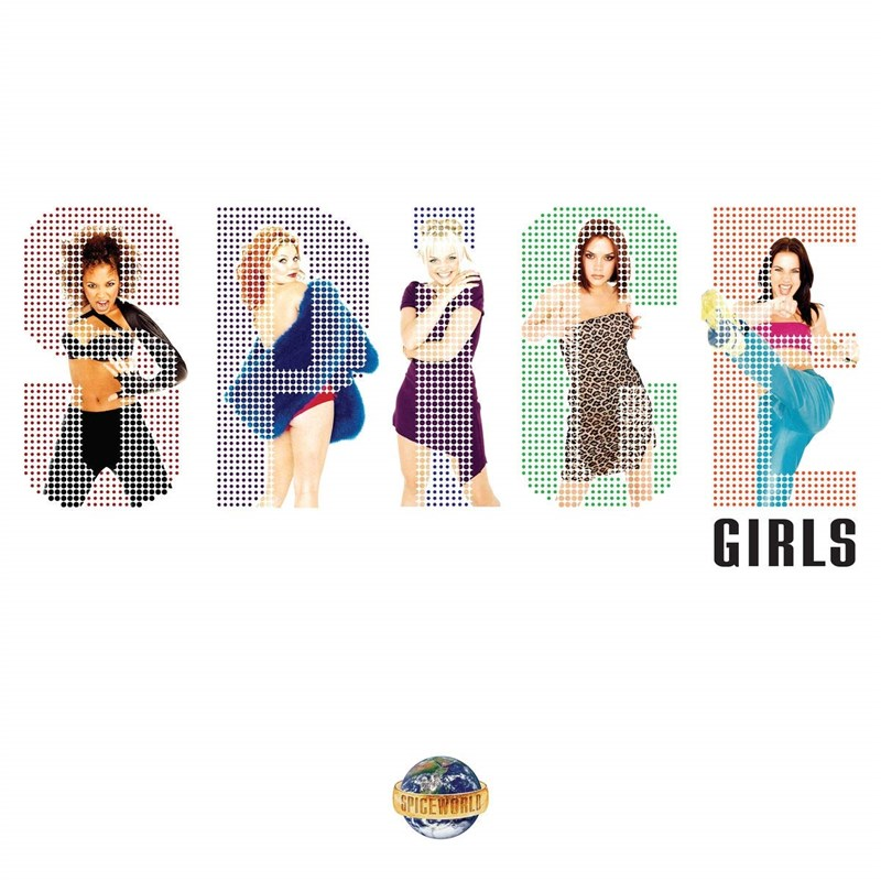 SPICE GIRLS - Spiceworld - LP