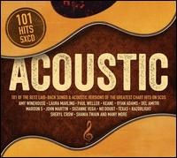 VARIOUS ARTISTS - 101 Hits: Acoustic (5CD)