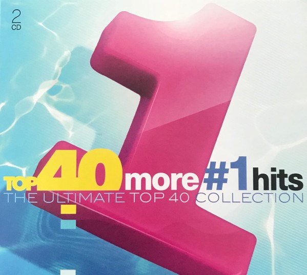 VARIOUS ARTISTS - Top 40 More #1 Hits - The Ultimate Top 40 Collection (2CD)