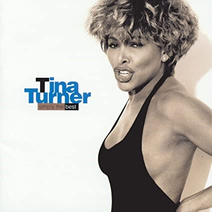 TINA TURNER - Simply The Best - 2LP