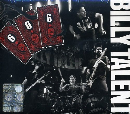 BILLY TALENT - 666 Live (CD/DVD)