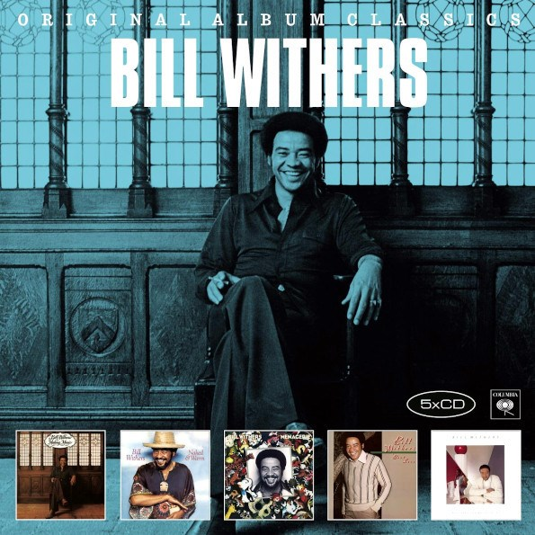 BILL WITHERS  - Original Album Classics (5CD)