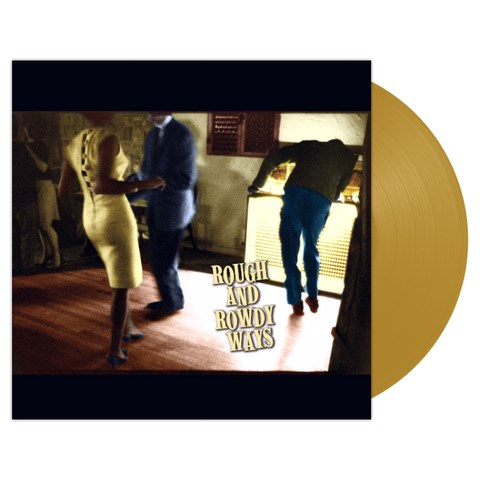 BOB DYLAN - Rough And Rowdy Ways (Limited Edition Yellow Vinyl) - 2LP