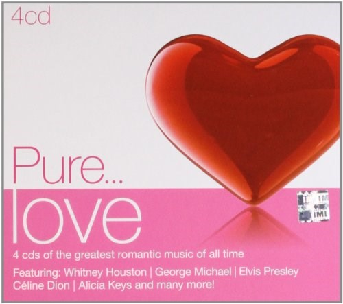 VARIOUS ARTISTS - Pure...Love (4CD)