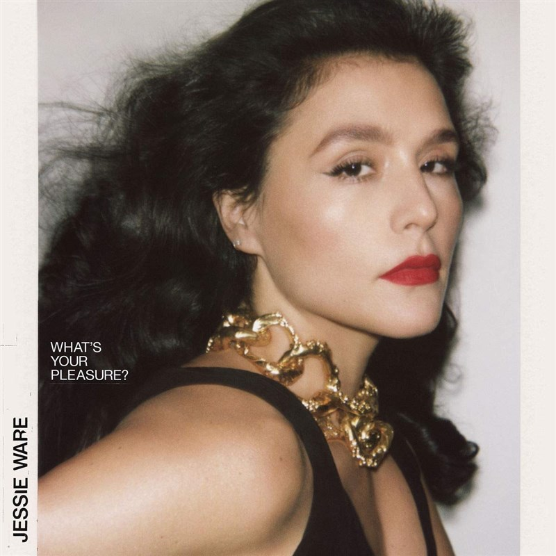 JESSIE WARE - What's Your Pleasure? - LP