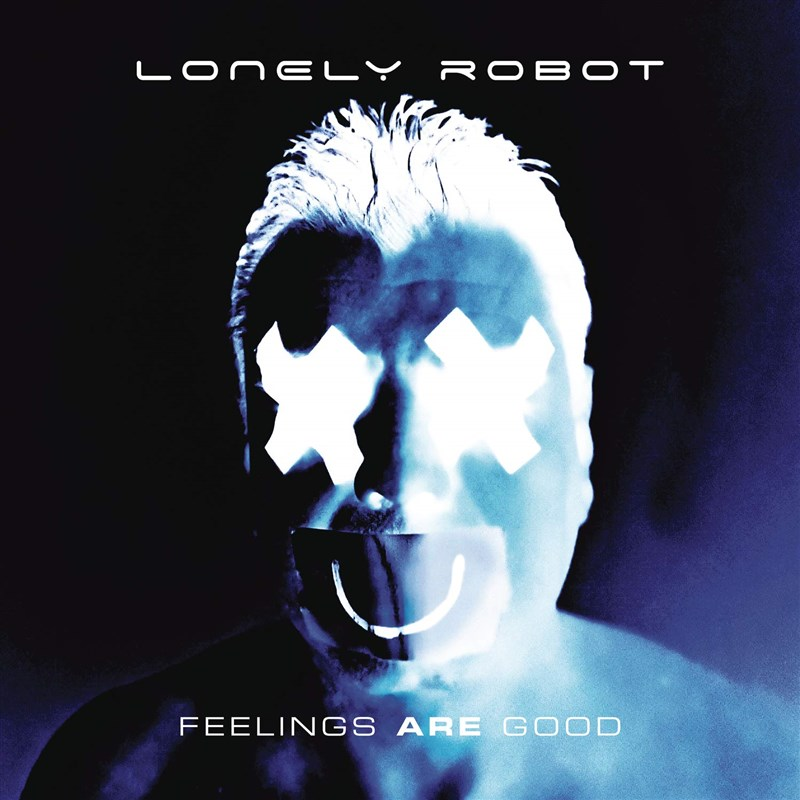LONELY ROBOT - Feelings Are Good - 2LP+CD