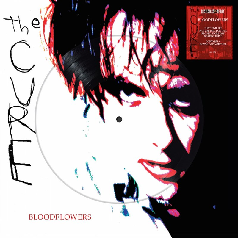 THE CURE - Bloodflowers (Limited Edition Picture Disc) - 2LP
