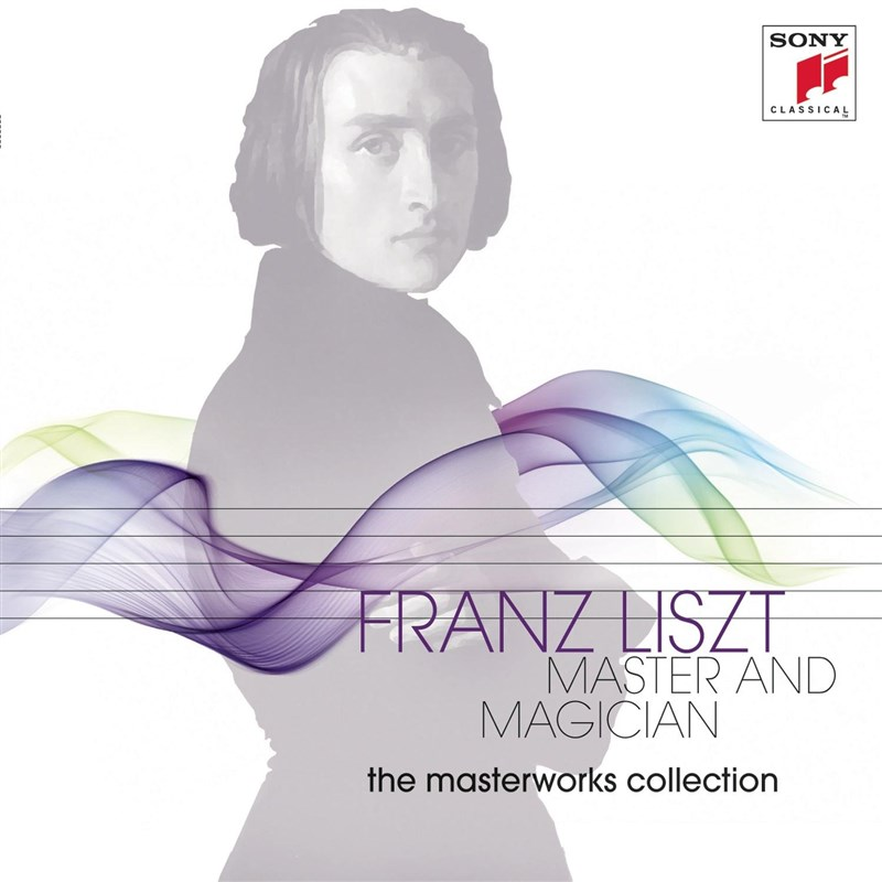 VARIOUS ARTISTS - Franz Liszt: Master And Magician - The Masterworks Collection