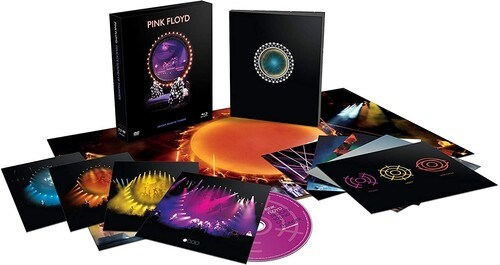 PINK FLOYD - Delicate Sound Of Thunder - Restored, Re-edited, Remixed - 2CD/DVD/BLU-RAY - BOX SET