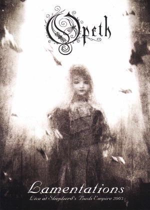 OPETH - Lamentations: Live At Shepherd's Bush Empire 2003 - DVD